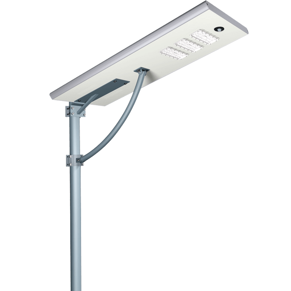 Solar Powered Street Lights 60W,6500Lumen Solar Powered Street & Area Lighting with Motion Sensor