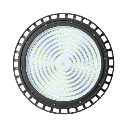 200W Industrial & Commercial LED High Bay Lighting - 27000 Lumen Anti-Glare Industrial High Bay Light Fixtures
