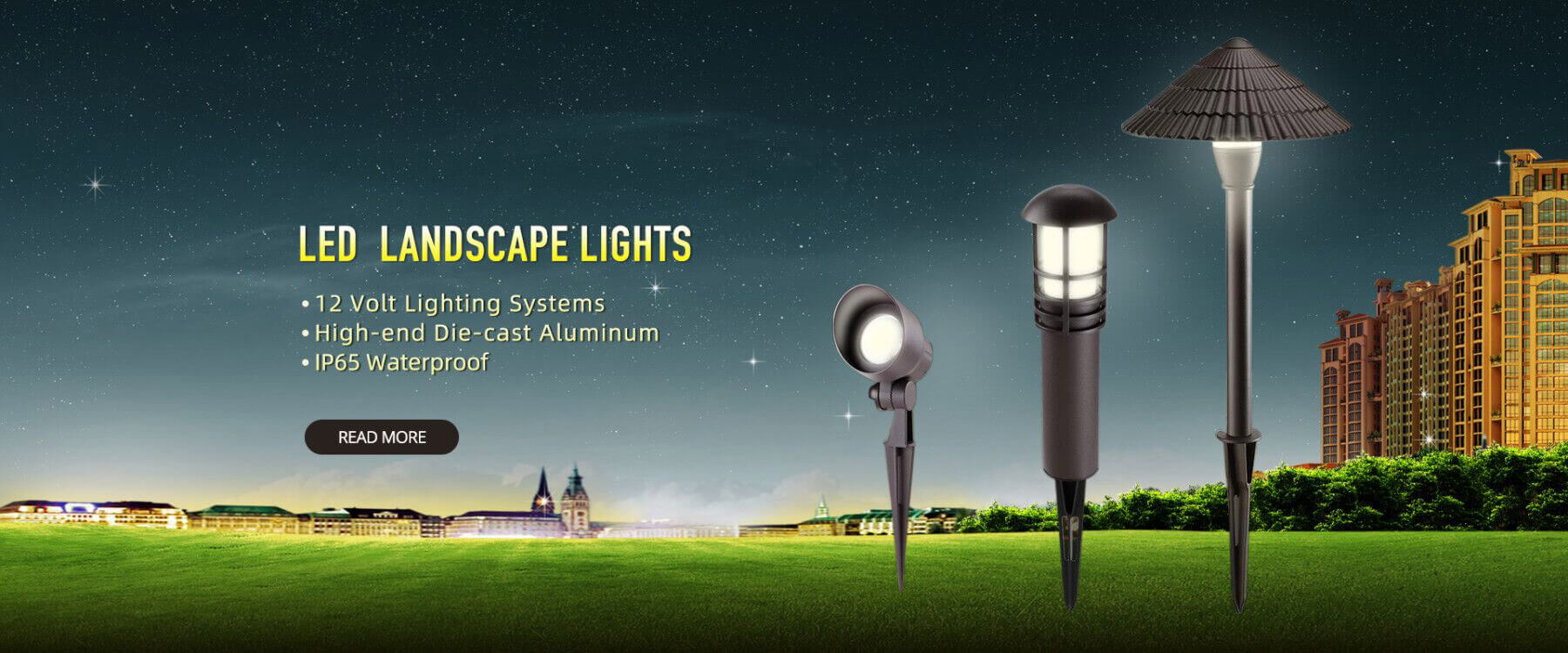 Solar Street Light Products Projects