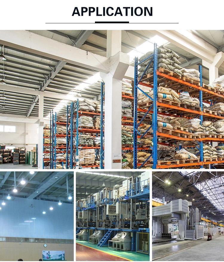 200W Anti-Glare Industrial High Bay Lights Application