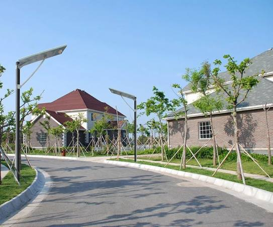 Unending Benefits of All in One Solar Power Street Lights