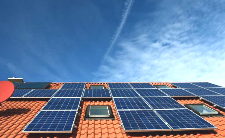 The Basic and Major Components of A Home Solar Power System