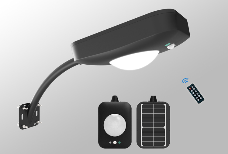 A Great Smart Solar Street Light System with Intelligent Remote Controller