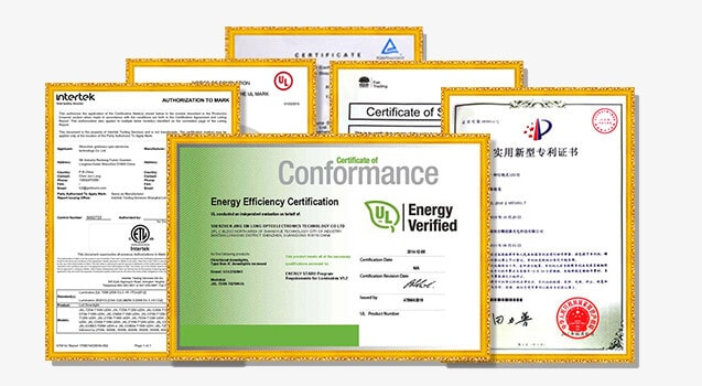Solar Lighting Certificates