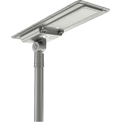 Cost-effective 35W All In One Solar Powered Street Lights Dusk to Dawn with Motion Sensor