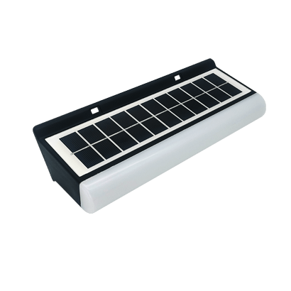 3W Solar Powered 50 LED Outdoor Wall Lighting for Garden Yard Patio