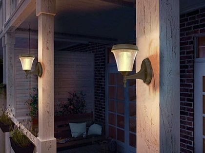 2020 Best Solar Wall Mounted Lights for Your Front Door