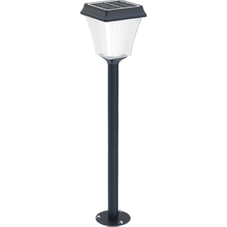 Fane Solar Lawn Lights, 200 Lumen High Brightness Solar Powered Waterproof Solar Path Lights for Lawn and Garden