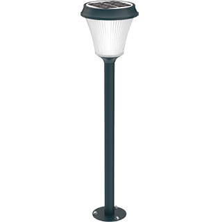 Dove Series Solar Lawn Lights, 0.7M Height Solar Powered Waterproof High Brightness Solar Path Lights for Lawn and Garden